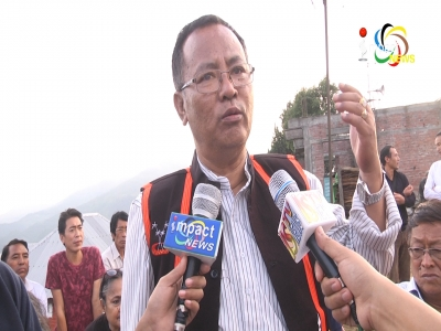 Manipur will have flying doctors and air ambulance service by this year : Health Minister