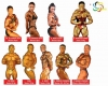 Nine Manipuri bodybuilders selected for 6th World Bodybuilding Championship 2014