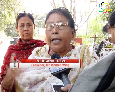 JCILP Women Wing accuses Gaikhangam of playing delaying tactics