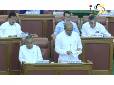 Government introduces 3 bills on the 1st day of Monsoon Assembly Session