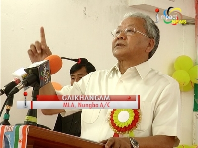 Former deputy chief minister Gaikhangam asserts the 15-year-rule of Congress will occupy an important place in history