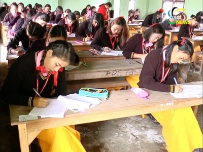 Council of Higher Secondary Education Manipur's class 12 examination, 2018 begins today; allegedly leaked question paper turns out to be fake